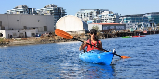Do you want to be a kayaking pro like me? Let's make it happen!