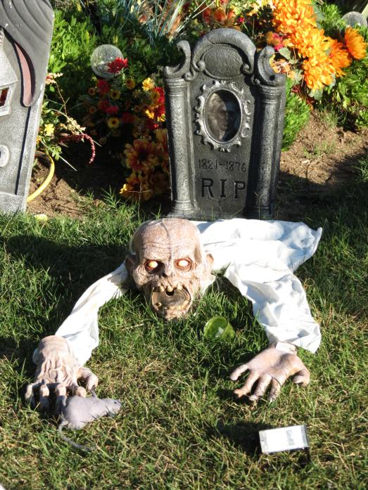 This basically sums up how hard it is-- dieting is like crawling your way out of your very own grave!